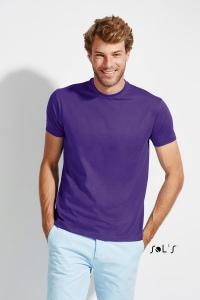T-Shirt col rond couleurs basiques 150 g SOL'S - Regent