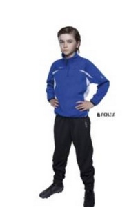 Pantalon d'entrainement enfant SOL'S - Bernabeu Kids