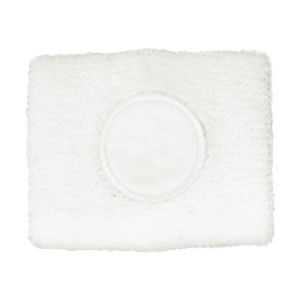 Bandeau de poignet en coton. bb44e258ba1