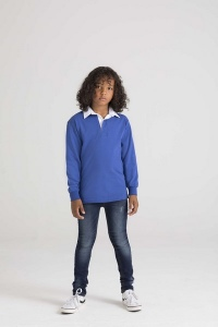 Polo rugby enfant Front Row