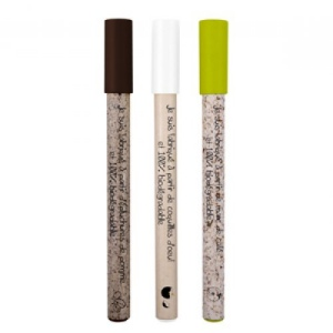 Stylo bille Biowaist Citizen Green