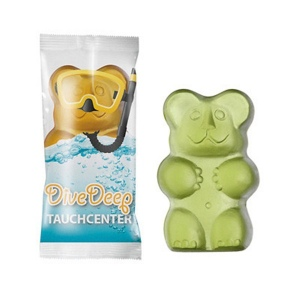 Oursons gélifiés aux fruits, 50g