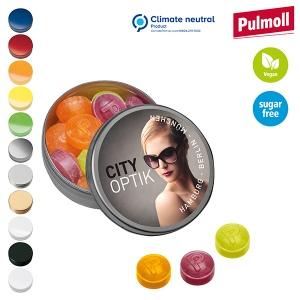 Boîte de poche XS avec bonbons Pulmoll