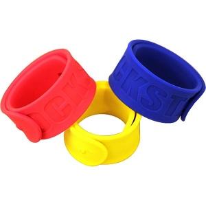 Bracelet Silisnap, marquage en creux