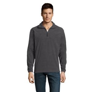Sweat-shirt mixte couleur 3XL col cheminée SOL'S - Ness