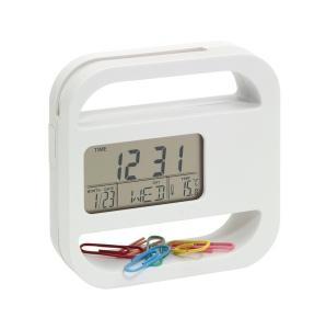 Horloge de bureau digitale Helpdesk