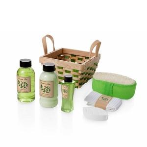 Set de bain Thé Vert
