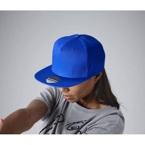 f4b11649d09dd Objet publicitaire casquettes casquette style rappeur 5 panneaux beechfield