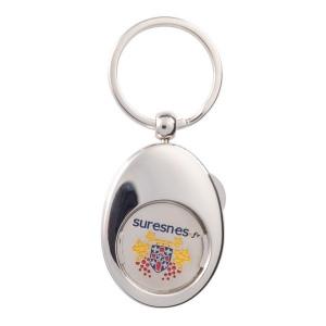 Porte-clés jeton