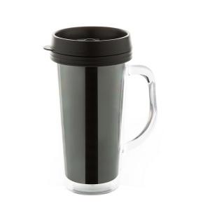 Objet Newcom Publicitaire Grabster Thermos Mug 5cqjL3A4R