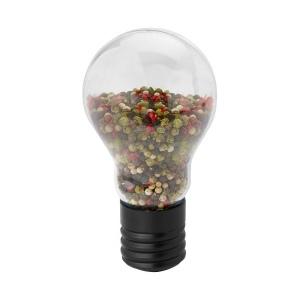 Poivrier en forme d'ampoule
