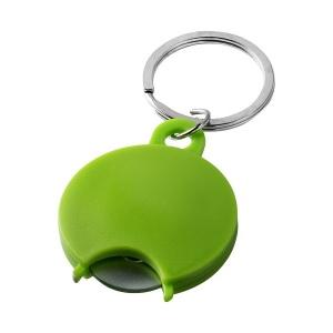 Porte-clés avec jeton Tempo