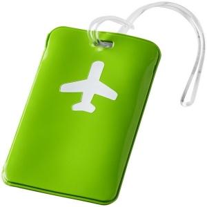 Etiquette à bagages Voyage