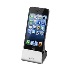 Station d'accueuil et de chargement avec port audio pour Iphone5/5S