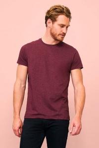 Tee-shirt homme couleur col rond ajusté - Regent Fit