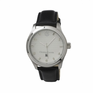 Montre dateur Rhombe Leather