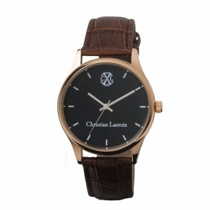 Montre Poursuite Brown