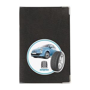 Porte-papiers auto Européen Standard (+Marquage à chaud)