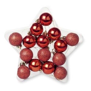 15 boules de Noël