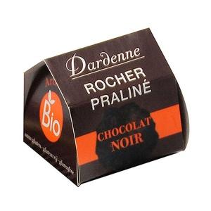 BOUCHÉES-ROCHERS  au CHOCOLAT NOIR