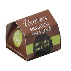 BOUCHÉES-ROCHERS  au CHOCOLAT au LAIT