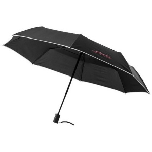 Parapluie 3 sections à ouverture/fermeture automatique 21