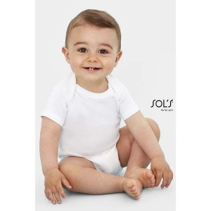 Body bébé  ORGANIC BAMBINO - couleur