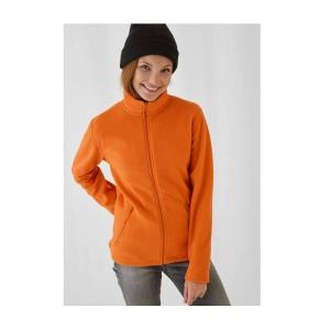Veste polaire zippée femme