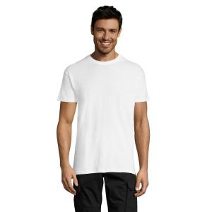 T-Shirt col rond blanc 150 g SOL'S - Regent