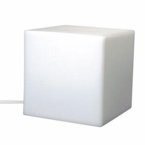 Plastic Cube Lamp - Habitat