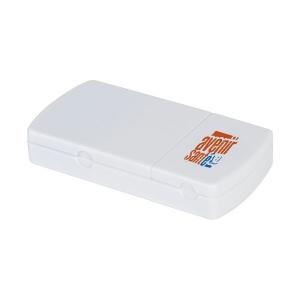 Pilulier avec coupe-pilule (+Tampographie TA41) 4f761b8fdb6