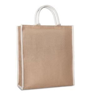 52edc3a812 Sac shopping en jute - LADRA