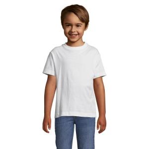 T-Shirt col rond enfant blanc 150 g SOL'S - Regent Kids