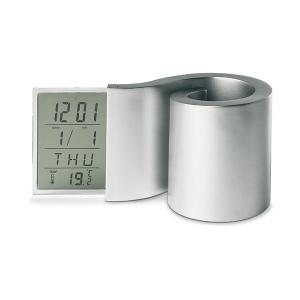 Horloge de bureau Spirulina