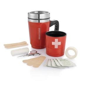 Mug et kit 1er Secours