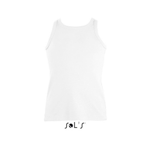 T-Shirt enfant blanc 220 g Sol's - Canyon
