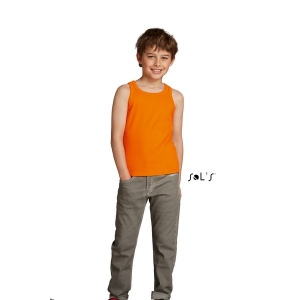 T-Shirt enfant couleur 220 g SOL'S - Canyon