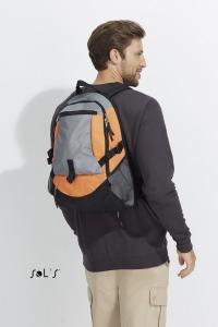 Sac à dos en polyester Rip-Stop 600D SOL'S - Trekking Pro