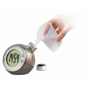 Horloge à énergie liquide Droppy