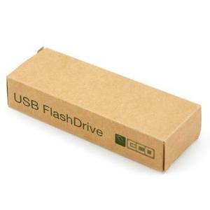 Boîte pour clé USB - Naturel