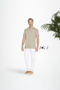 T-Shirt homme couleur 160 g SOL'S - Organic men