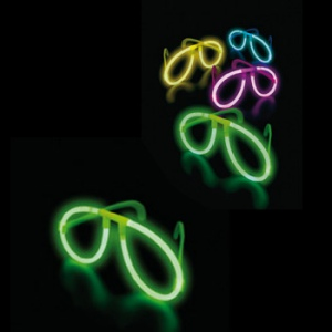 Lunettes lumineuses