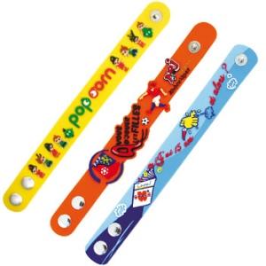 Bracelet PVC souple 2D