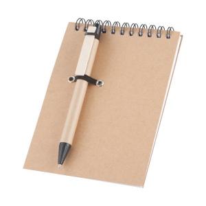 bloc note avec stylo - Concern