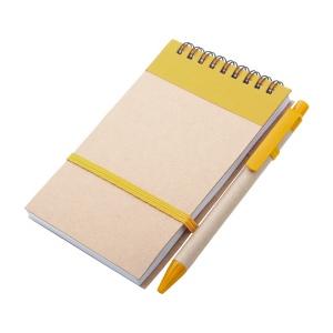 bloc notes - Ecocard