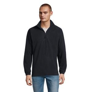 Sweat-shirt mixte couleur 4XL col cheminée SOL'S - Ness