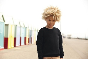 Sweat-shirt Set In Kids